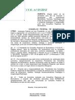 Conselho de Biomedicina - Normativa n.º 01 de 2012.pdf
