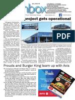 Motibhai Group Newsletter April 2019 Issue