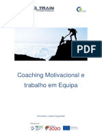 Manual Reduzido Coaching Motivacional e Gestão de Equipas