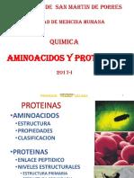 Clase 14 Proteínas