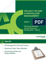 HRM4200 Week 2 - Planning - Planning Human Resource Management - Recorded