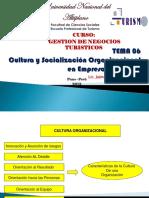 Sesion Nº 007 Socializacion Empresarial