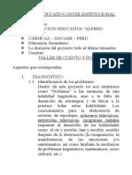 Proyecto I.E.auxiliadora