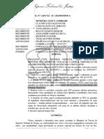 RESP sobre ação rescisória e precedentes desprovidos de eficácia vinculante