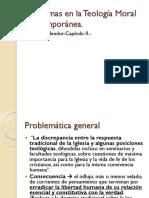 Problemas en la Teología Moral contemporánea.pptx