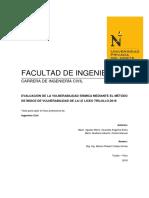 Tesis EVALUACIÓN DE LA VULNERABILIDA indice de vul. colegio UPN 2018.pdf