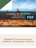 Mumford Cap XI e XII - Apresentação