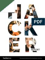 The 2019 Hacker Report 0