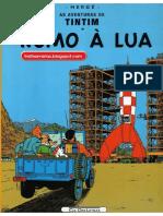 As Aventuras de Tintiim - Rumo à Lua.pdf