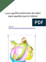 Qué significa testimonio de vida.pdf