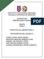 Practica 4 Inmunologia