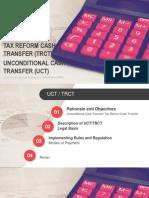Tax Reform Cash Transfer Unconditional Cash Transfer.pptx