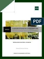 Metrologia Electrica Orientaciones Estudio
