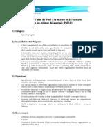 Programme d'aide à l'éveil à la lecture et à l'écriture dans les milieux défavorisés (English Version)