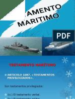 TESTAMENTO MARITIMO.pptx