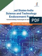 USISTEF Applicant Handbook