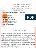 Culture and Biodiversity Conservation (1)