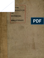 The examination of witnesses in court .pdf