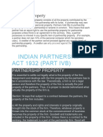 Partnership Property