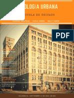 Revista Sociología Urbana