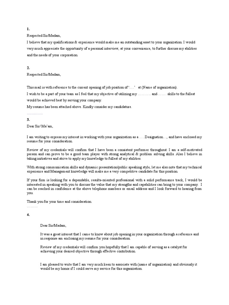 25 Cover Letters | Résumé | Behavioural Sciences  My Resume