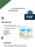 Tema 3.1 Circulación General de La Atmósfera