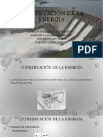 Conservación de La Energía Esteee