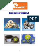 Kinik Grinding Wheel Code