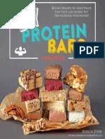 DIY Protein Bars Cookbook 2014