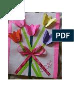 tarjeta con flores de papel.docx