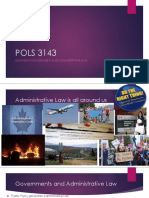 Administrative Law PPT