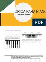 Lirbo Para Iniciantes al Piano