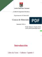 Clases de materiales