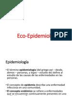 Eco Epidemiologia