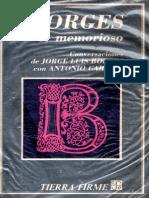 Carrizo, Antonio - Borges El Memorioso.pdf