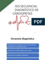 Análisis Secuencial en El Diagnostico de Cardiopatías