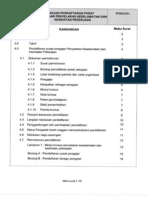 Panduan Pendaftaran Pp Oshc