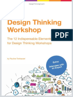 Design Thinking Workshop - Pauline Tonhauser