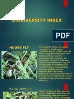 Biodiversity Index