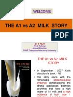 A1 A2 Milk Info.