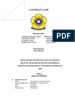 laporan case DM.doc
