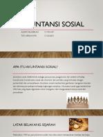 Akuntansi sosial