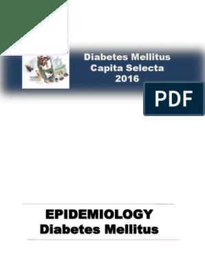 diabetes mellitus glurenorm