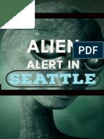 Alien Alert in Seattle-Clemen D B Gina - 6563 Words, 879 Unique Word