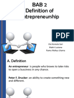 Entrepreneurship 2