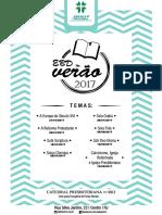 EBD - Verão 2017