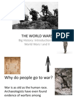 The World Wars Ppt
