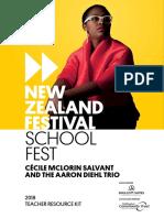 NZF Schoolfest Teacher Resource Cecile