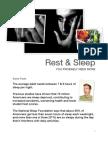 Rest by Body Steward