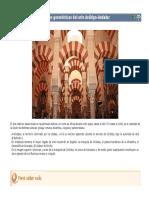 Arte y Dibujo Técnico Raíces Geométricas Del Arte Arábigo-Andaluz